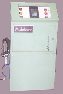 automatic diesel dispenser
