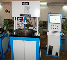 clutch characteristics checking machine