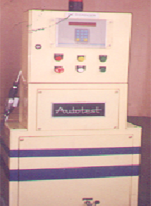 automatic oil dispensor