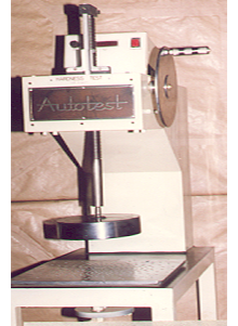 hardness tester for seat foam