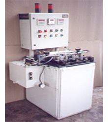 oil pump testing machine